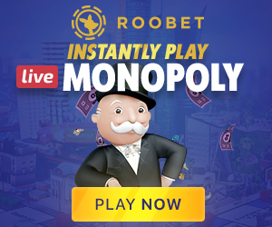 Roobet Monopoly