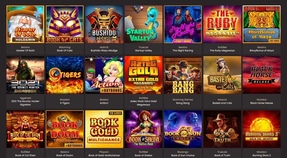 national casino slots games